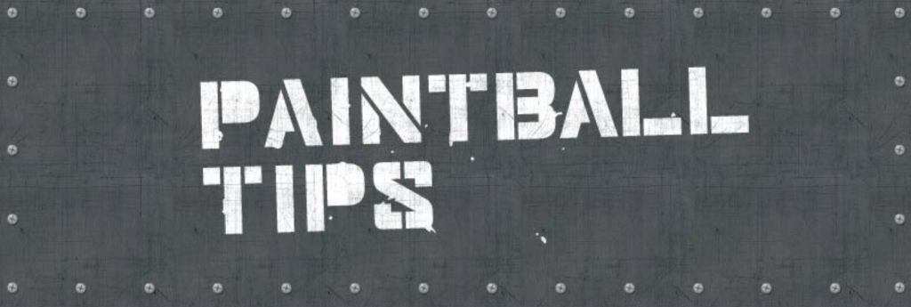 Paintball tips and tricks
